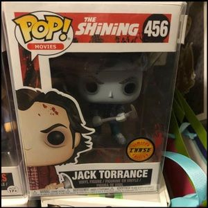 The shining Jack Torrence frozen chase funko pop